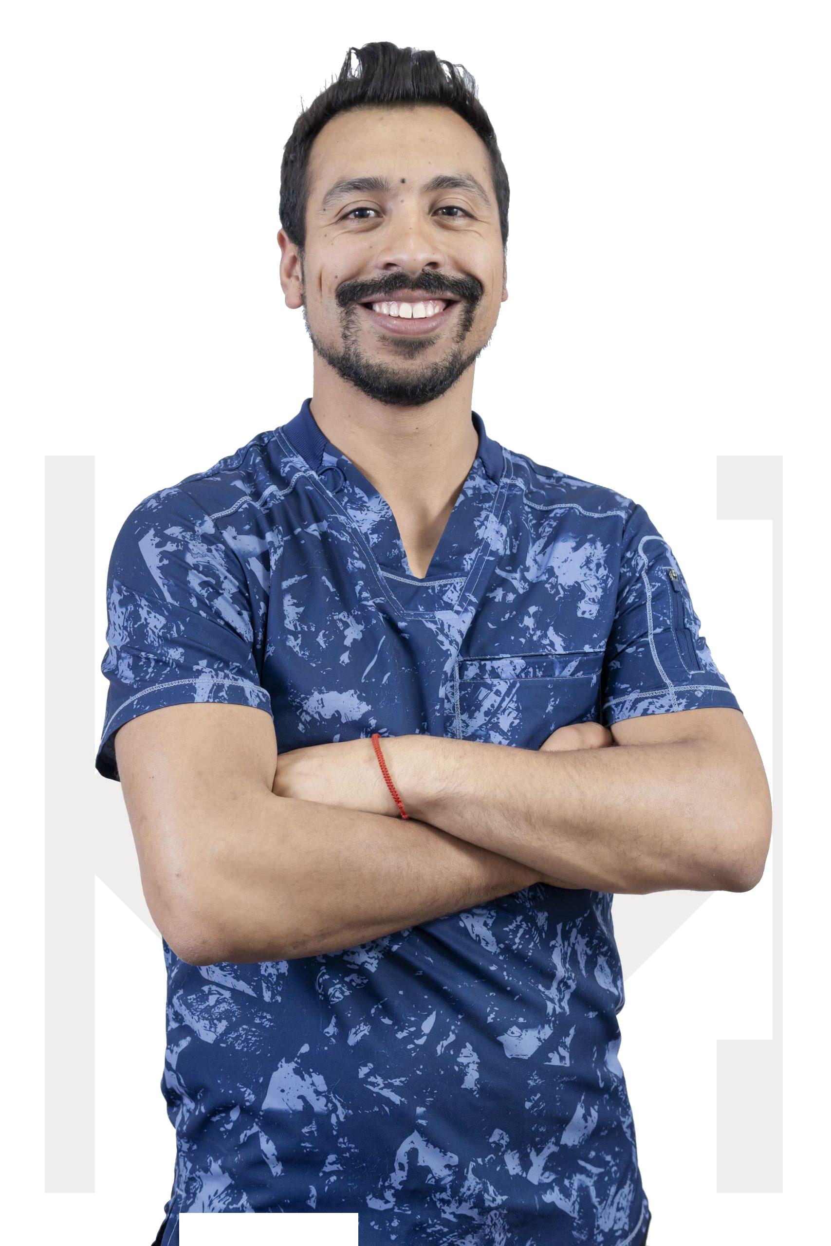 DR. GERALD DURÁN